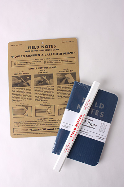 FIELD NOTES - AMERICAN TRADESMAN KIT