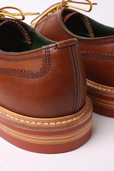 TRICKER'S FOR SCOUT - BEECHNUT BURNISHED DERBY BROGUE