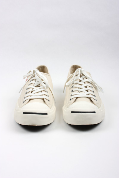 CDG PLAY X CONVERSE JACK PURCELL WHITE