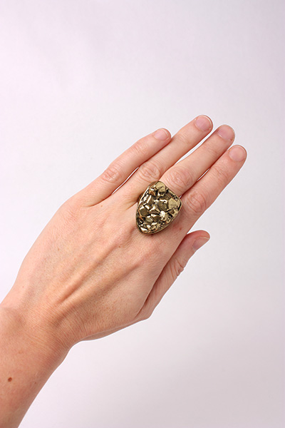 DREAM COLLECTIVE - PYRITE MOUNTAIN RING