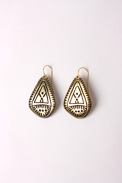 DREAM COLLECTIVE - INDIAN WELLS EARRINGS