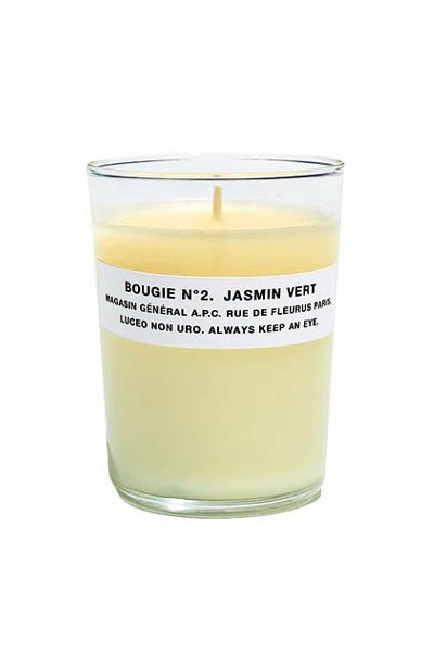 A.P.C. - SCENTED CANDLE N 2