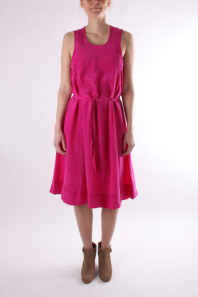 RITTENHOUSE - SILK CREPE TANK DRESS