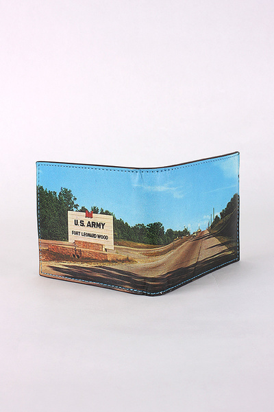JACK SPADE - BILL HOLDER FORT LEONARD
