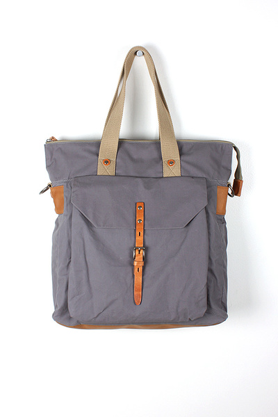 ALLY CAPELLINO - TIMOTHY TOTE GREY